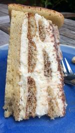 Rezept: Tiramisu - Tortenkranz