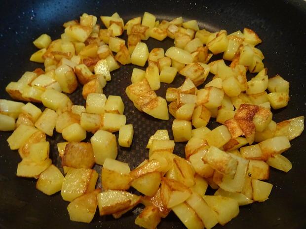 Bratkartoffel-Bohnensalat mit Speck - Rezept - Bild Nr. 8451