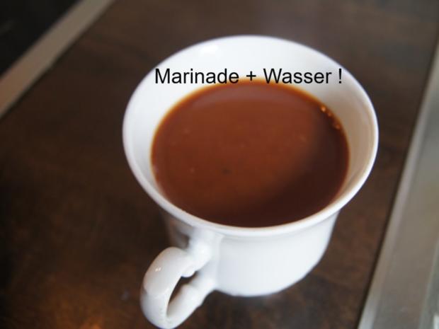 Gebratene Leber im Wok mit Paprika und Basmatireis - Rezept - Bild Nr. 14