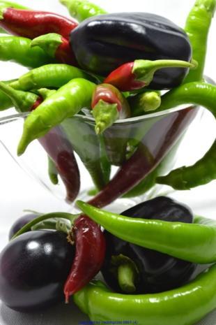 Tomaten Chili Tagliatelle (frisch hergestellt) mit der Pasta Maschine - Rezept - Bild Nr. 8474