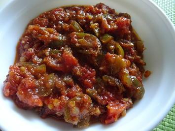 Salsa Roja picante - Rezept - Bild Nr. 2