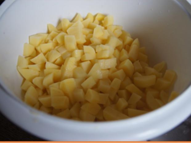 Herzhafte Kartoffelsuppe - Rezept - Bild Nr. 8480