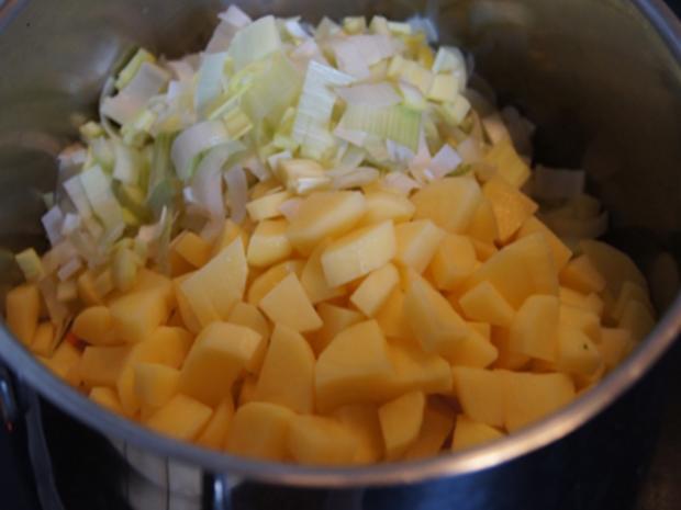 Herzhafte Kartoffelsuppe - Rezept - Bild Nr. 8485