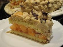 Backen: Melonen-Karamellcreme-Torte - Rezept - Bild Nr. 8477
