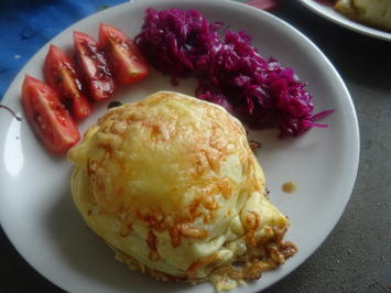 Tomate-Mozzarella mal ganz anders - Rezept - Bild Nr. 8531