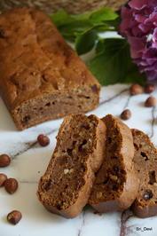Kuchen: Haselnuss-Vanille-Bananenbrot - Rezept - Bild Nr. 2