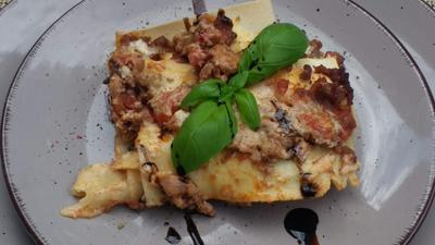 Einfache Lasagne - Bolognese - Rezept - Bild Nr. 8533