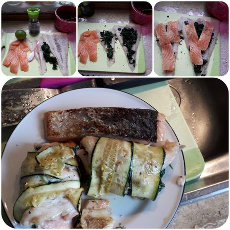 ",,Fisch-Varitation mit Gemüse ""=kochbar Challenge 8.0.(August) - Rezept - Bild Nr. 8571"