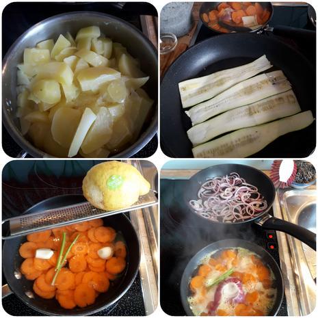 ",,Fisch-Varitation mit Gemüse ""=kochbar Challenge 8.0.(August) - Rezept - Bild Nr. 8572"