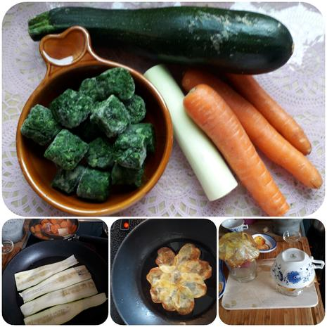 ",,Fisch-Varitation mit Gemüse ""=kochbar Challenge 8.0.(August) - Rezept - Bild Nr. 8573"