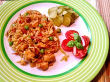 Asiatischer Bratreis = Kochbar Challenge 8.0 (August 2019) - Rezept - Bild Nr. 8568