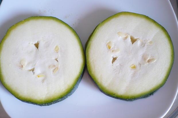 Zucchini Cordon blue - Rezept - Bild Nr. 8569