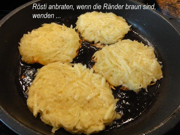 Schweinefilet an Specksauce, Rösti + Kohlrabistifte= kochbar Challenge 8.0 (August 2019) - Rezept - Bild Nr. 8573