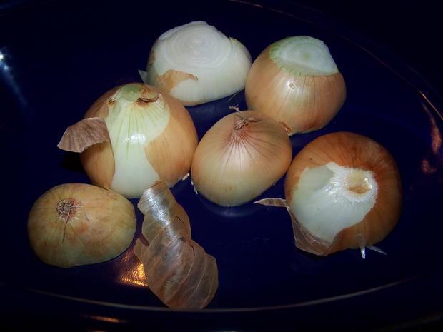 Fleischbrühe mit Gemüse , eingeweckt - Rezept - Bild Nr. 8574