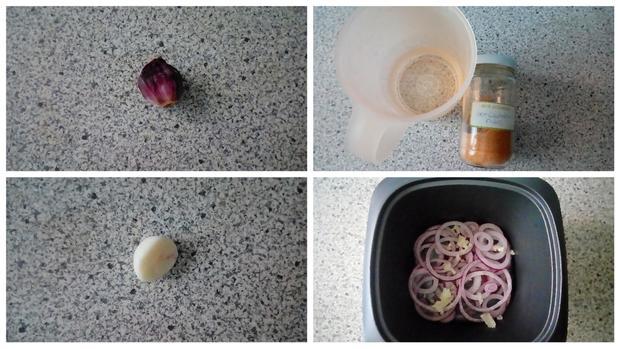 Einfache Zwiebelsuppe aus der Mikrowelle - Rezept - Bild Nr. 8572