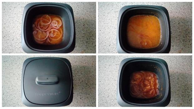 Einfache Zwiebelsuppe aus der Mikrowelle - Rezept - Bild Nr. 8574