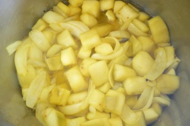 Curry Zucchini - Rezept - Bild Nr. 8587