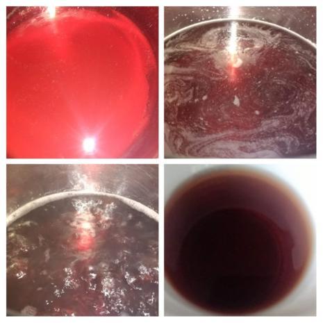 Resteverwertung - Roséweinsirup - Rezept - Bild Nr. 8588