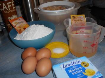 Apfelkuchen - Rezept - Bild Nr. 8584