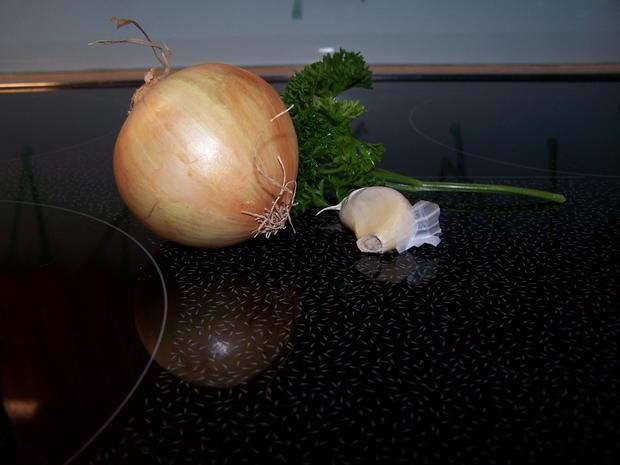 Bratkartoffel Würfel mit Thüringer Bratwurst - Rezept - Bild Nr. 8586