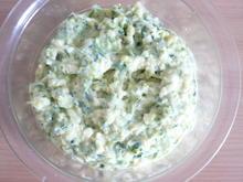 Zucchini Aufstrich mit Knoblauch - Rezept - Bild Nr. 8603