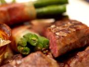 Sous-vide-gegartes Roastbeef auf einer Rotweinjus - Rezept - Bild Nr. 8614