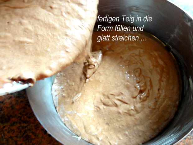 Biskuit:   HAPPY BIRTHDAY TORTE ... - Rezept - Bild Nr. 8626