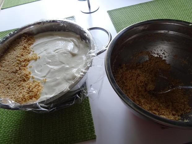 Limetten-Frischkäse-Kuppel - Rezept - Bild Nr. 8642