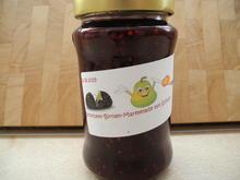Brombeer-Birnen-Marmelade mit Schuss - Rezept - Bild Nr. 2