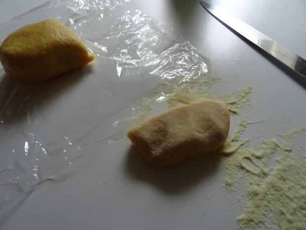 Tagliatelle mit cremiger Salsiccia-Tomatensoße - Rezept - Bild Nr. 8646