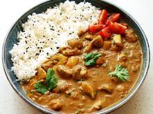 Indisches Pilz-Curry - Rezept - Bild Nr. 8661