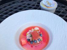 Kaltschale mit gegrillter Melone (Jimi Blue Ochsenknecht) - Rezept - Bild Nr. 2