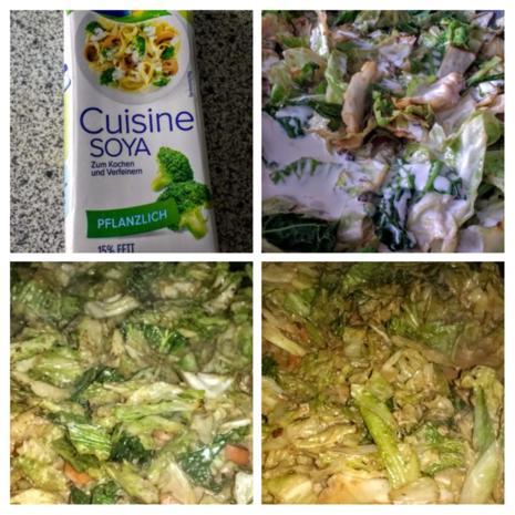 Schweinemedaillons auf Gemüse - Rezept - Bild Nr. 8740