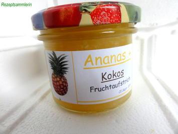 M&G:   ANANAS und KOKOSFLOCKEN - Rezept - Bild Nr. 8749