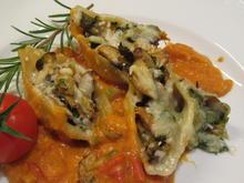 Pasta: Conchiglioni Ripieni - Rezept - Bild Nr. 8773