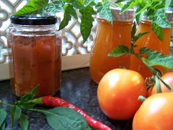 Hoci's scharfes Tomatenmark - Rezept - Bild Nr. 8775