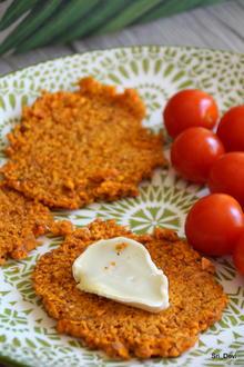 Schnelle Süßkartoffel-Rösti - Rezept - Bild Nr. 2