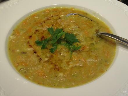 Suppen: Raspelsuppe - Rezept - Bild Nr. 2