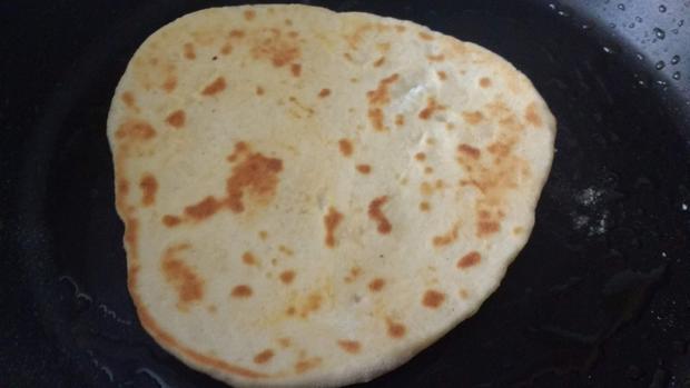 Lammspieße mit Naan - Brot - Rezept - Bild Nr. 8805