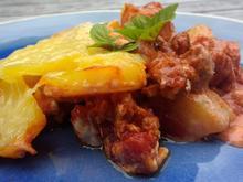 Kartoffelgratin - Bolognese - Rezept - Bild Nr. 2