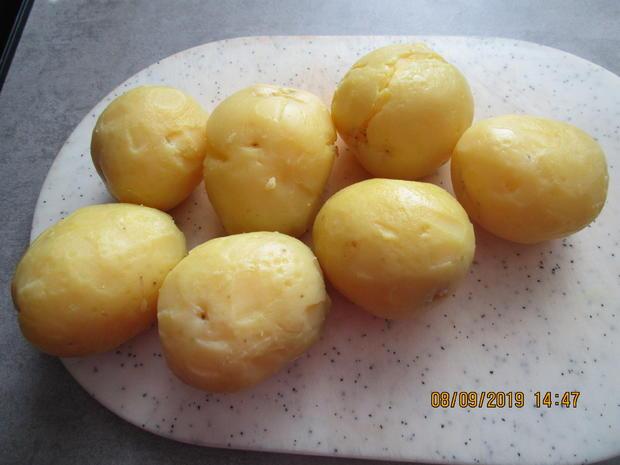 Auflauf mit Tomaten, Kartoffeln  und Thunfisch - Rezept - Bild Nr. 8806