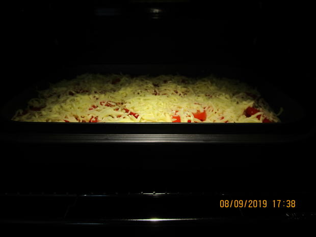 Auflauf mit Tomaten, Kartoffeln  und Thunfisch - Rezept - Bild Nr. 8812