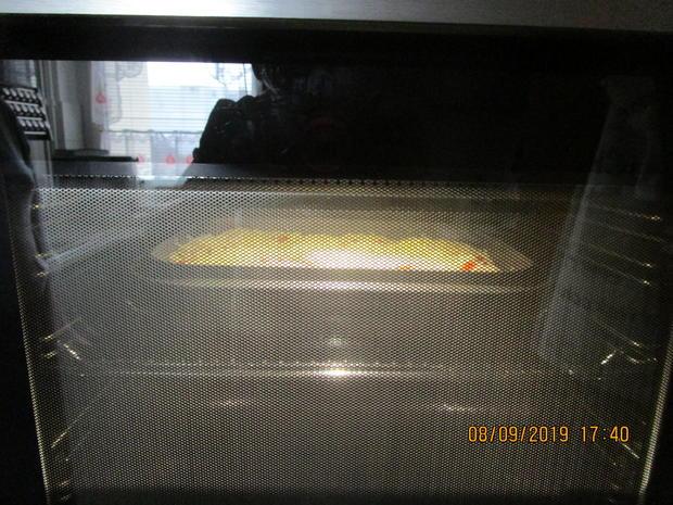 Auflauf mit Tomaten, Kartoffeln  und Thunfisch - Rezept - Bild Nr. 8819