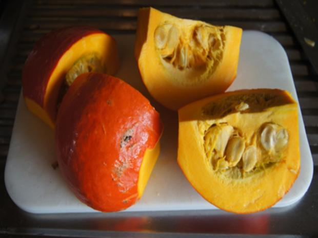 Schlemmer-Filet mit Hokkaidokürbis-Kartoffelstampf - Rezept - Bild Nr. 8