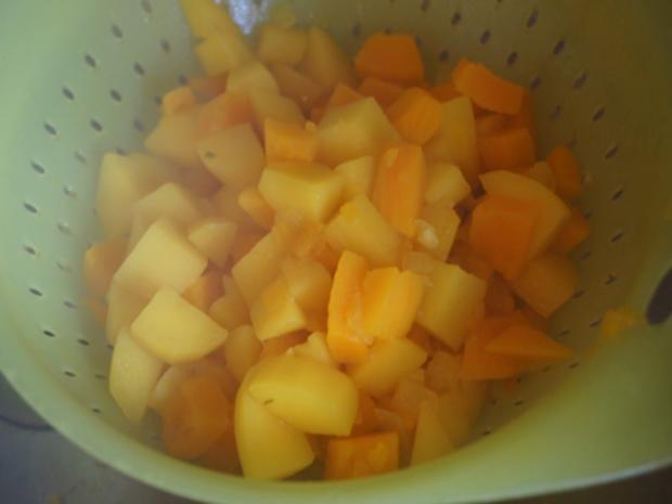 Schlemmer-Filet mit Hokkaidokürbis-Kartoffelstampf - Rezept - Bild Nr. 20