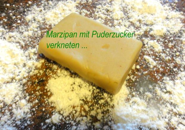 Rührteig:   BAUMKUCHEN mit Marzipan - Rezept - Bild Nr. 8847