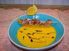 Kürbis-Suppe fruchtig - Rezept - Bild Nr. 8851