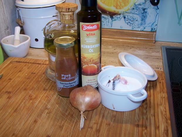 Kürbis-Suppe fruchtig - Rezept - Bild Nr. 8853