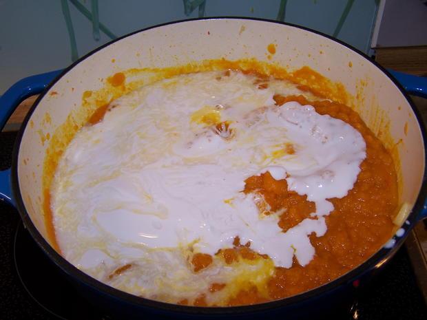 Kürbis-Suppe fruchtig - Rezept - Bild Nr. 8862