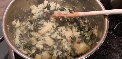 Rezept: Kroatische Mangold-Kartoffeln